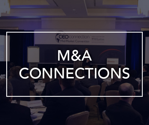 Announcement: CEOC M&A Connection Network