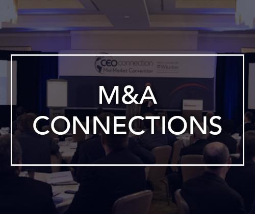 Announcement: CEOC M&A Connection Network